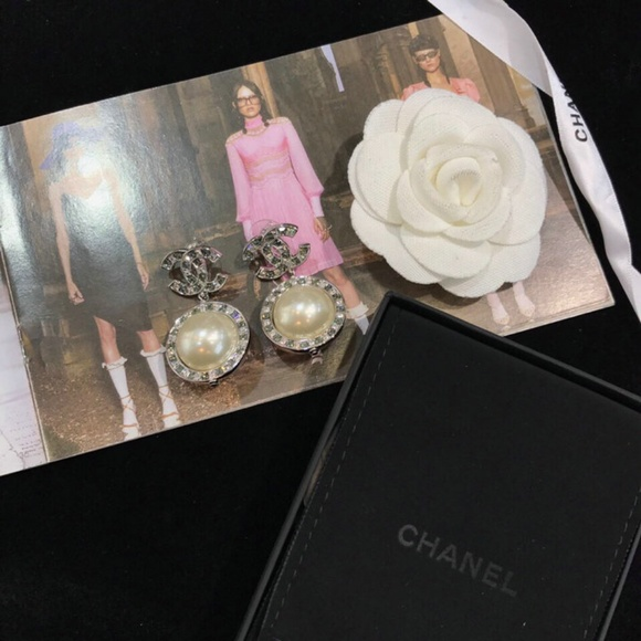 CHANEL Jewelry - Chanel Earrings